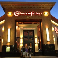 Photo taken at The Cheesecake Factory by Brandy K. on 6/14/2012