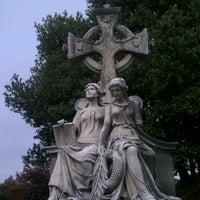 Das Foto wurde bei Oakland Cemetery von Paul J. am 1/1/2012 aufgenommen