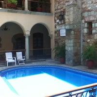 9/23/2011 tarihinde Hugo G.ziyaretçi tarafından Hotel Casantica'de çekilen fotoğraf