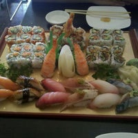 Foto scattata a Basho Japanese Brasserie da Guido S. il 6/25/2011