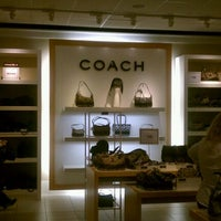 42521ada7324 ... Photo taken at Coach Factory Outlet by Jessica R. on 12 31 2011 ...