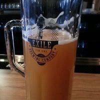 Снимок сделан в Exile Brewing Co. пользователем LaVerne G. 8/22/2012