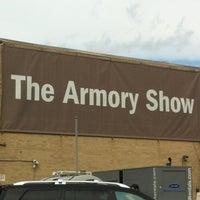 3/9/2012にIsabella🐱 P.がThe Armory Showで撮った写真
