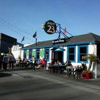 1/28/2012にFrankie F.がPier 23 Cafeで撮った写真