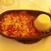 Снимок сделан в Spaghetti Notte пользователем Ederson K. 1/8/2012