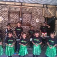 Foto diambil di Sanggar Anak Saraswati oleh Yanto T. pada 12/11/2011