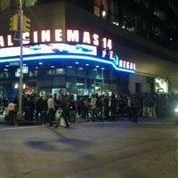 10/19/2011 tarihinde Appetite for Goodziyaretçi tarafından Regal Cinemas Union Square 14'de çekilen fotoğraf