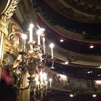Photo prise au La Monnaie par Julie le12/29/2011