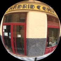 Foto tomada en Madrid Comics por Nerea M. el 6/18/2012