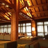 Foto tirada no(a) Sport Hotel Hermitage & Spa por Xavi.S em 4/5/2012
