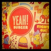 Photo prise au YEAH! Burger par Fadia K. le1/20/2011