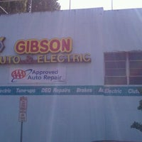 Photo Taken At Gibson Auto And Electric By David T On 9 16