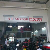 ... Photo taken at A.C. Motors - Ah Choong by Fyruz S. on 5/29 ...