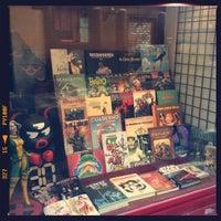 Photo prise au Madrid Comics par Nerea M. le7/5/2012