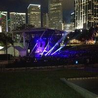 Foto tomada en Bayfront Park por rhorie el 3/22/2012