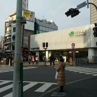 2/5/2012にMasato N.が代々木駅で撮った写真