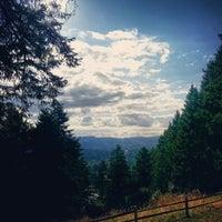 8/29/2012 tarihinde Weston R.ziyaretçi tarafından Mt. Tabor Park'de çekilen fotoğraf