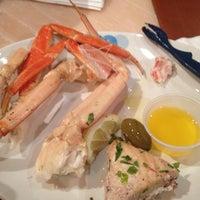 Das Foto wurde bei Village Seafood Buffet von lisa k. am 8/4/2012 aufgenommen