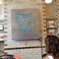 7/1/2012 tarihinde Jeremy B.ziyaretçi tarafından Great Jones Spa'de çekilen fotoğraf
