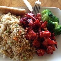 6/14/2012 tarihinde Jasper B.ziyaretçi tarafından Shu Shu's Asian Cuisine'de çekilen fotoğraf