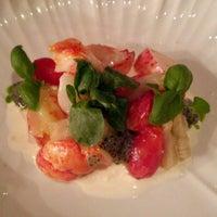 Das Foto wurde bei Marea von Indulgent Eats am 8/29/2012 aufgenommen