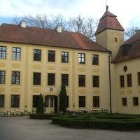 Das Foto wurde bei Hotel Zamek Krokowa von Tomasz am 5/5/2012 aufgenommen