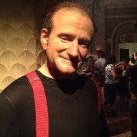 8/19/2012にGülbin D.がMadame Tussaudsで撮った写真
