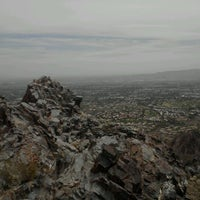 Photo taken at Phoenix Mountains Park and Recreation Area by Frankie F. on 4/8/2012