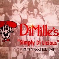 Снимок сделан в DiMille's Italian Restaurant пользователем Wes M. 5/18/2012