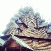 Снимок сделан в Невский лесопарк пользователем Anna D. 8/12/2012