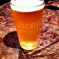 3/8/2012에 Rae A.님이 Archive Beer Boutique에서 찍은 사진