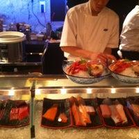 Das Foto wurde bei Kinki Restaurant & Bar von Galya P. am 12/16/2011 aufgenommen