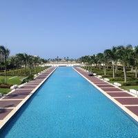 6/7/2012 tarihinde Roberto F.ziyaretçi tarafından Hard Rock Hotel & Casino Punta Cana'de çekilen fotoğraf