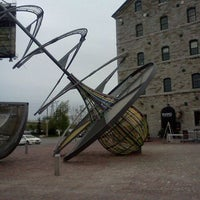 Photo prise au The Distillery Historic District par Letizia T. le5/7/2012