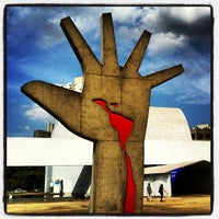 4/8/2012にRicardo S.がMemorial da América Latinaで撮った写真