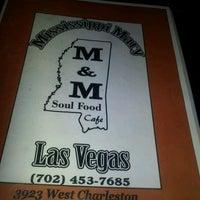 M M Soul Food Cafe Southern Soul Food Restaurant In Las Vegas