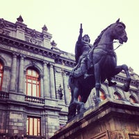 Photo prise au Museo Nacional de Arte (MUNAL) par Flp A. le9/13/2012