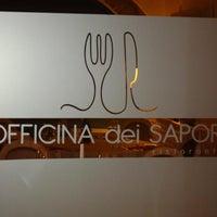Photo prise au Officina dei Sapori Ristorante di pesce par Officina dei Sapori Ristorante di pesce le7/23/2012
