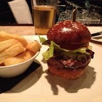 Снимок сделан в Goodman Steakhouse пользователем Jason W. 11/12/2011