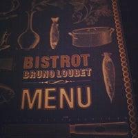 Das Foto wurde bei Bistrot Bruno Loubet von Leen S. am 11/14/2011 aufgenommen