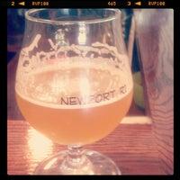 8/11/2012에 Kristin H.님이 Newport Storm Brewery에서 찍은 사진