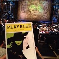 Foto tomada en Teatro Gershwin por Sumit S. el 5/23/2012