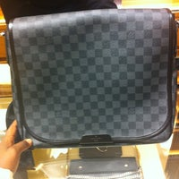 3490a31d1d72 ... Photo taken at Louis Vuitton by Tracie M. on 10 16 2011 ...