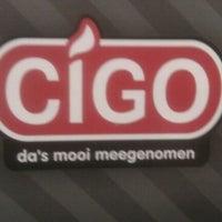 รูปภาพถ่ายที่ Cigo de Boer โดย Martijn d. เมื่อ 5/12/2011