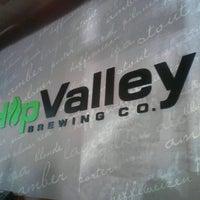 8/7/2012にDan S.がHop Valley Brewing Co.で撮った写真