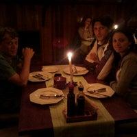 Foto tirada no(a) Restaurante Mont Vert por Celeste F. em 3/31/2012
