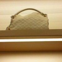 4d1ef10233e9 ... Photo taken at Louis Vuitton by Blah B. on 6 9 2012