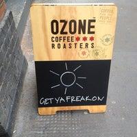 รูปภาพถ่ายที่ Ozone Coffee Roasters โดย Chris A. เมื่อ 6/29/2012
