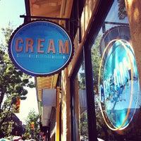 6/23/2012 tarihinde David S.ziyaretçi tarafından CREAM of Berkeley'de çekilen fotoğraf