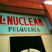 Foto tomada en La Nuclear por Dodo D. el 6/11/2012